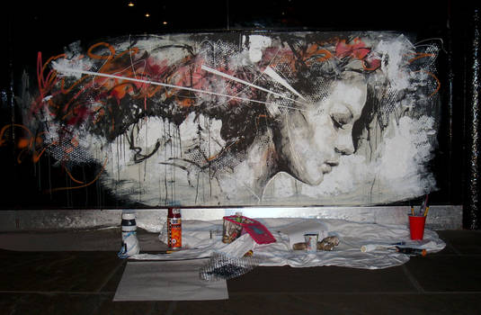 Graffiti lounge Liverpool
