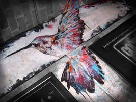 Hummingbird by ART-BY-DOC