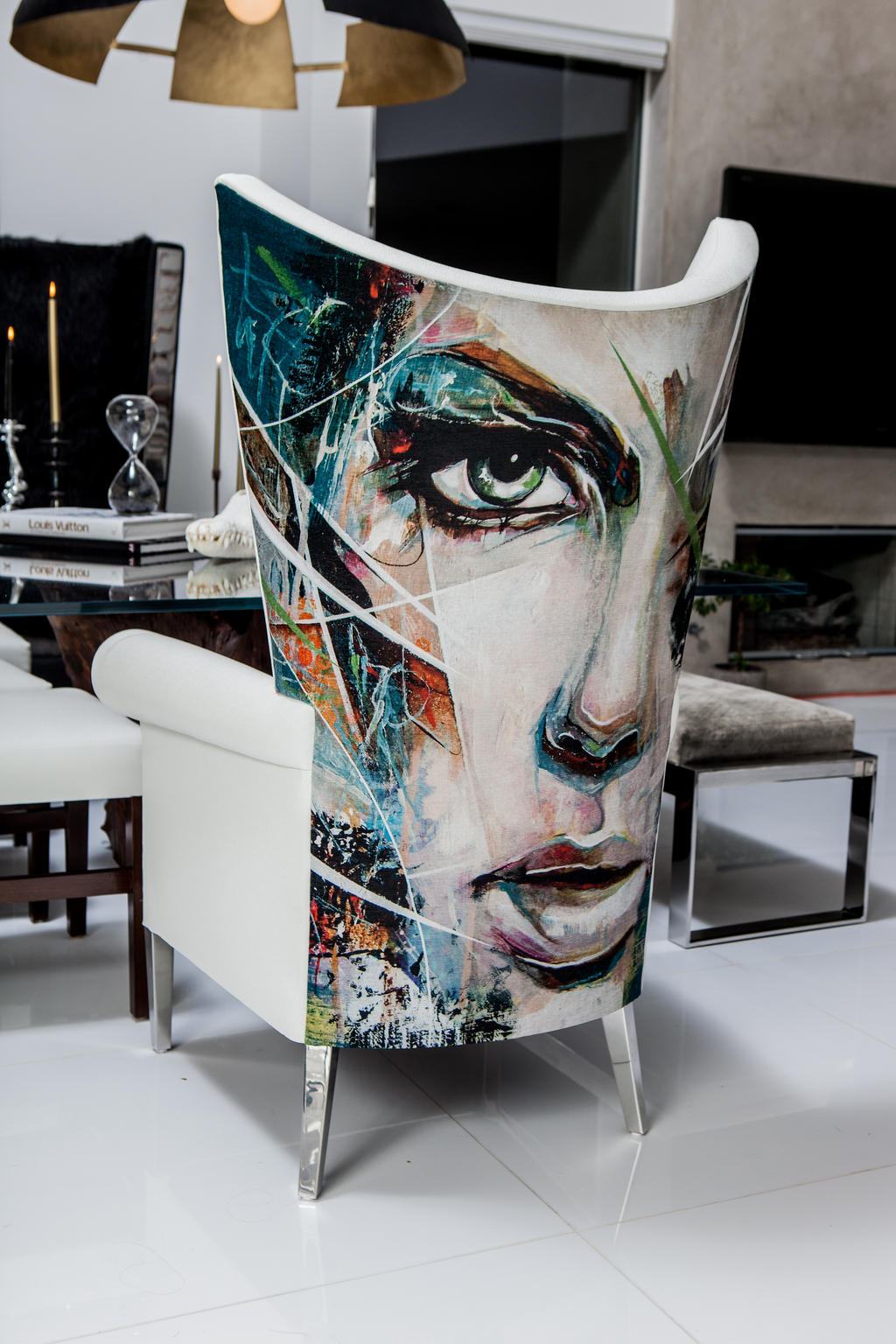 Chair design by ART-BY-DOC