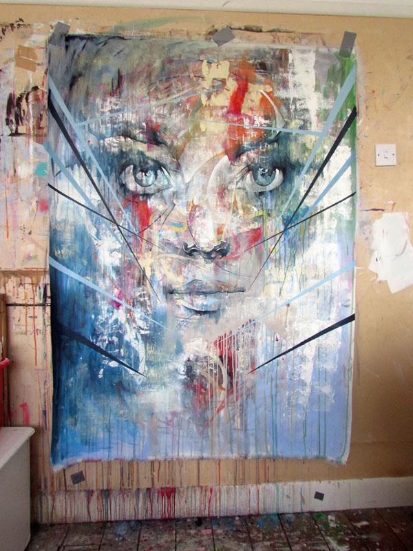 Studio Work In Progress by ART-BY-DOC