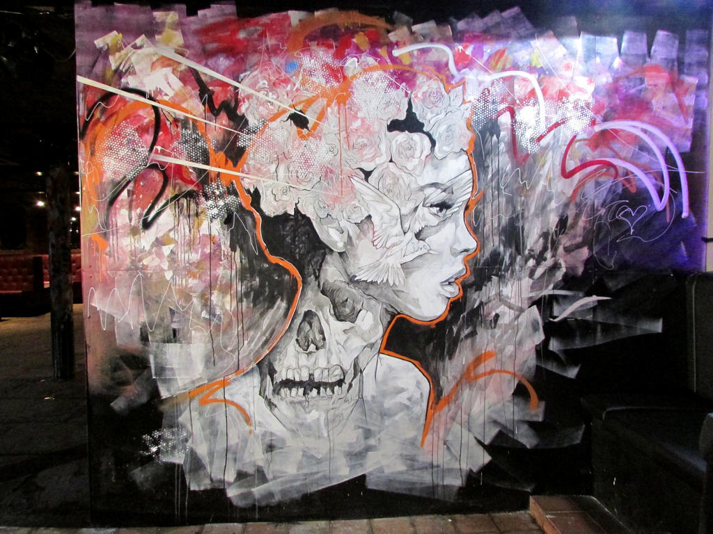 wall mural by art by doc on deviantart