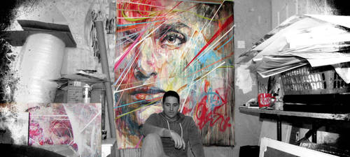 Studio Portrait by ART-BY-DOC