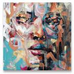 Painterly Portrait Study