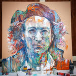John Lennon by ART-BY-DOC