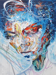 She Feels Like The Ocean by ART-BY-DOC