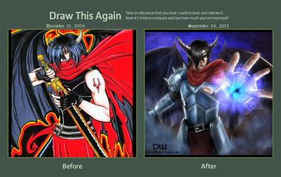 Draw This Again : Prince Ryuujin