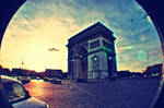 Arc du Triumph by JCCiambotti