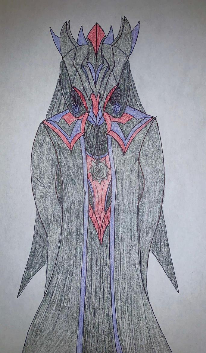 Vulo-kath: Emissary of the Damned Kingdom by DaedalusRedoudt