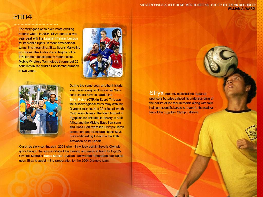 Stryx Sports E-brochure by MaiEltouny on DeviantArt