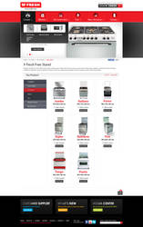 FRESH Egypt Appliance - Product Page by MaiEltouny