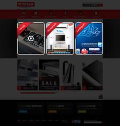 FRESH Egypt Appliance -  Ads Page by MaiEltouny