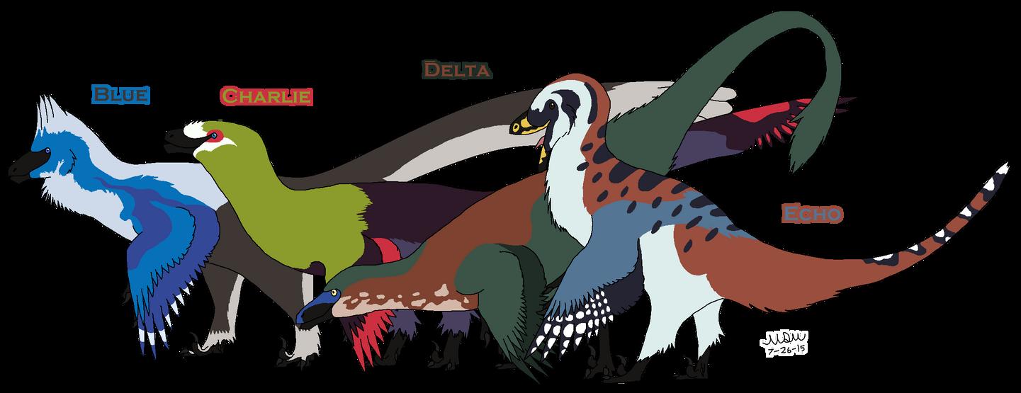 Dog Day Designs Dakota Fossil