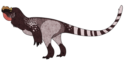 [Palaeoart] Dinovember: Yutyrannus by MatthewOnArt