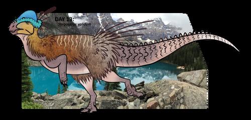 [Dinovember 2019] Day 13 - Stegoceras validum