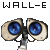 wall-e by Chaotic-Whispers
