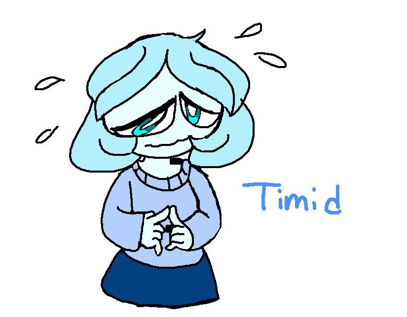 Timid Inside Out OC by WorldTraveler128
