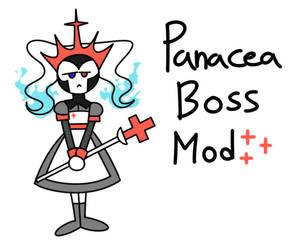 Super Filovirus Sisters: Panacea Boss Mod