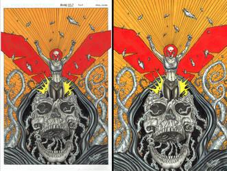 2017 Stranger Comics - NIOBE Pinup 3 Pic 23 of 23 by arielaguire