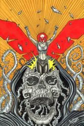 2017 Stranger Comics - NIOBE Pinup 3 Pic 1 of 23 by arielaguire