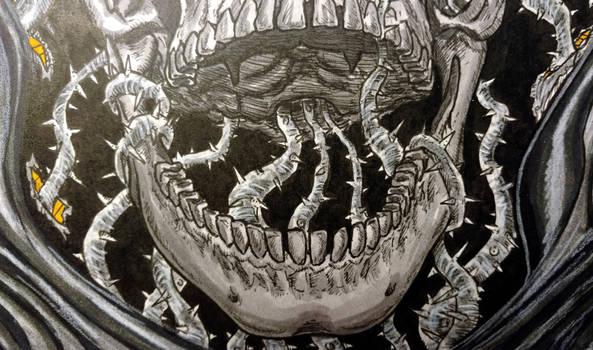 2017 Stranger Comics - NIOBE Pinup 3 Pic 19 of 23 by arielaguire