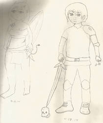 Succubus and the magic swordsman