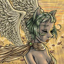 cattchan Goddess by Anlina