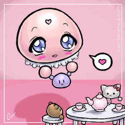 Kao Tea Party by Anlina