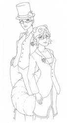 High Class -Anlina and Noraboo by Anlina