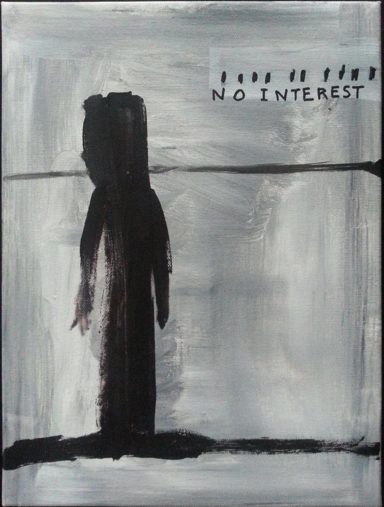 No interest by hangdog
