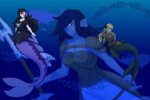 Mermay - Always a Bigger Fish
