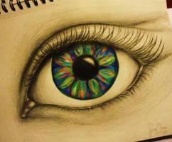 Ocean Eyes by Juicebox412