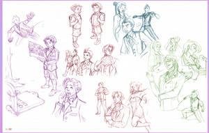 Gyakusai doodles by Sori-Chan