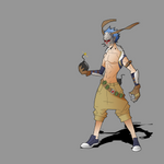 Character concept: Rabbit