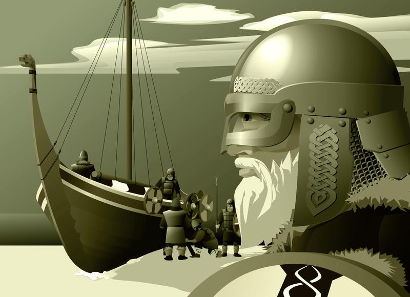 Vikings by GregSm
