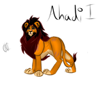 King Ahadi