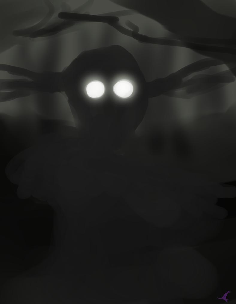 The Beast by LuciferDragon