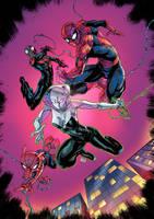 Spider-Geddon by sonicboom35