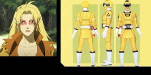 Yellow Thunderian Ranger (2011 reboot)