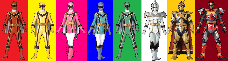 Mystic Force (Adrenalineverse) by AdrenalineRush1996