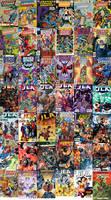 Justice League Milestones