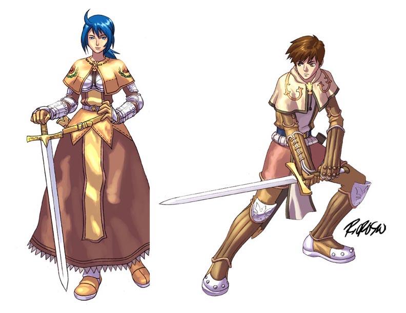 PRO Swordsman