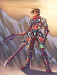 Perfect World online Swordsman