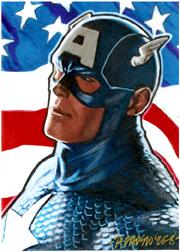 Captain America PSC by ryanorosco