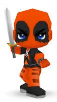 Deadpool chibi.