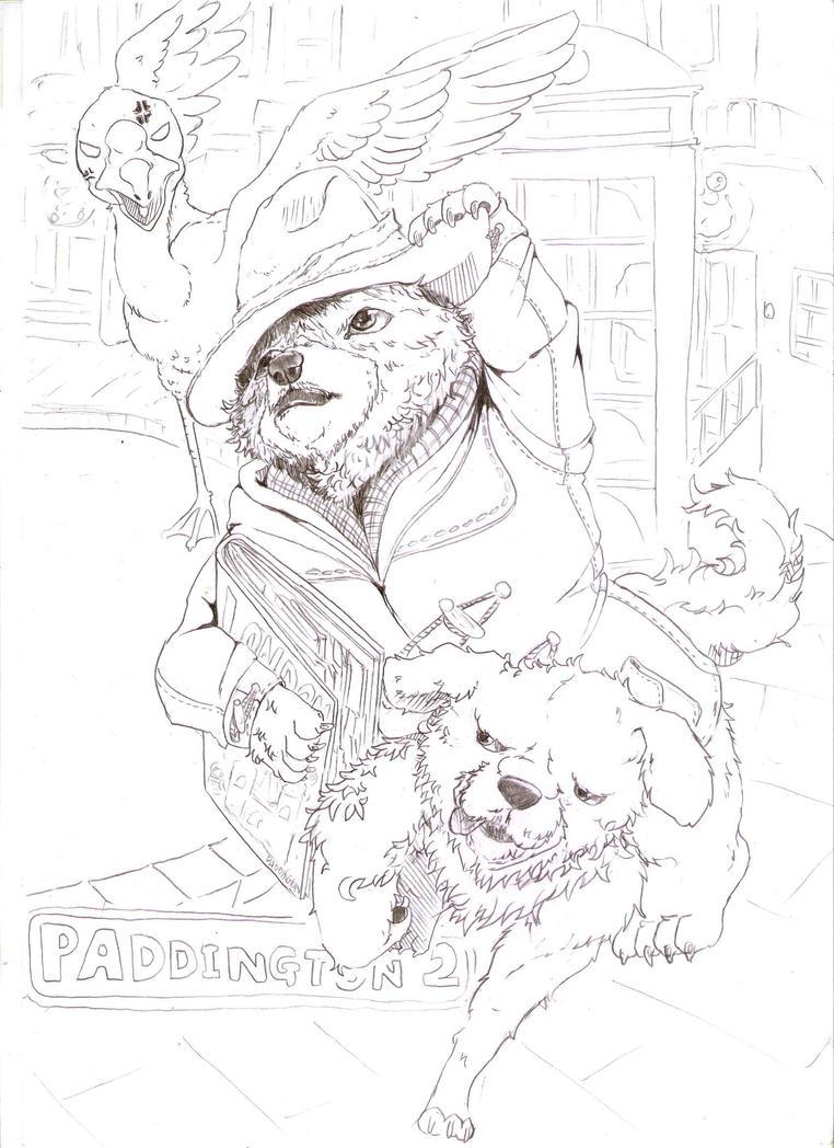 Paddington 2 by ThankU830309