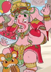 Ganesha by ThankU830309