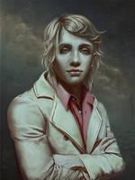 Alrik Lanternarius by tintedgirl