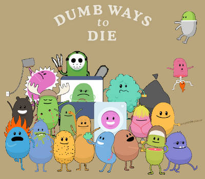 Dumb Ways to Die Wallpaper