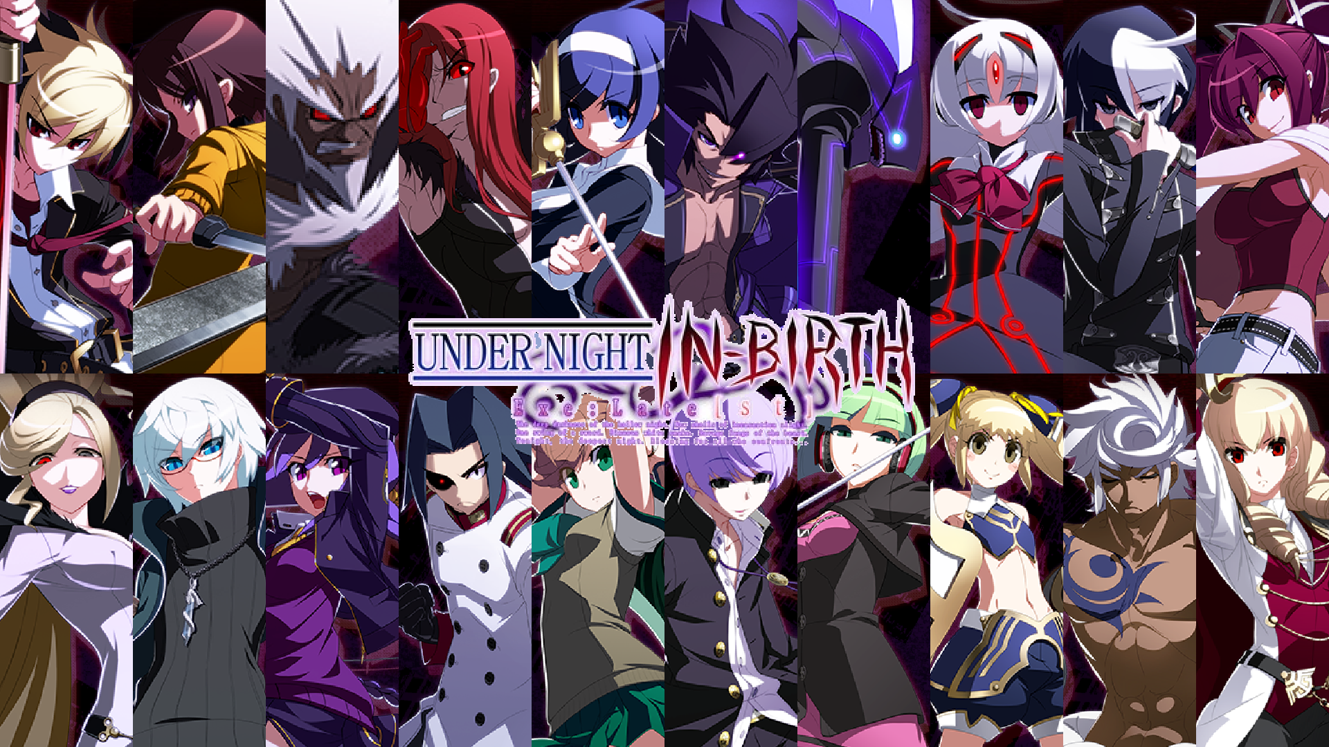 Under Night In Birth Exe Late St Wallpaper By Photographerferd On