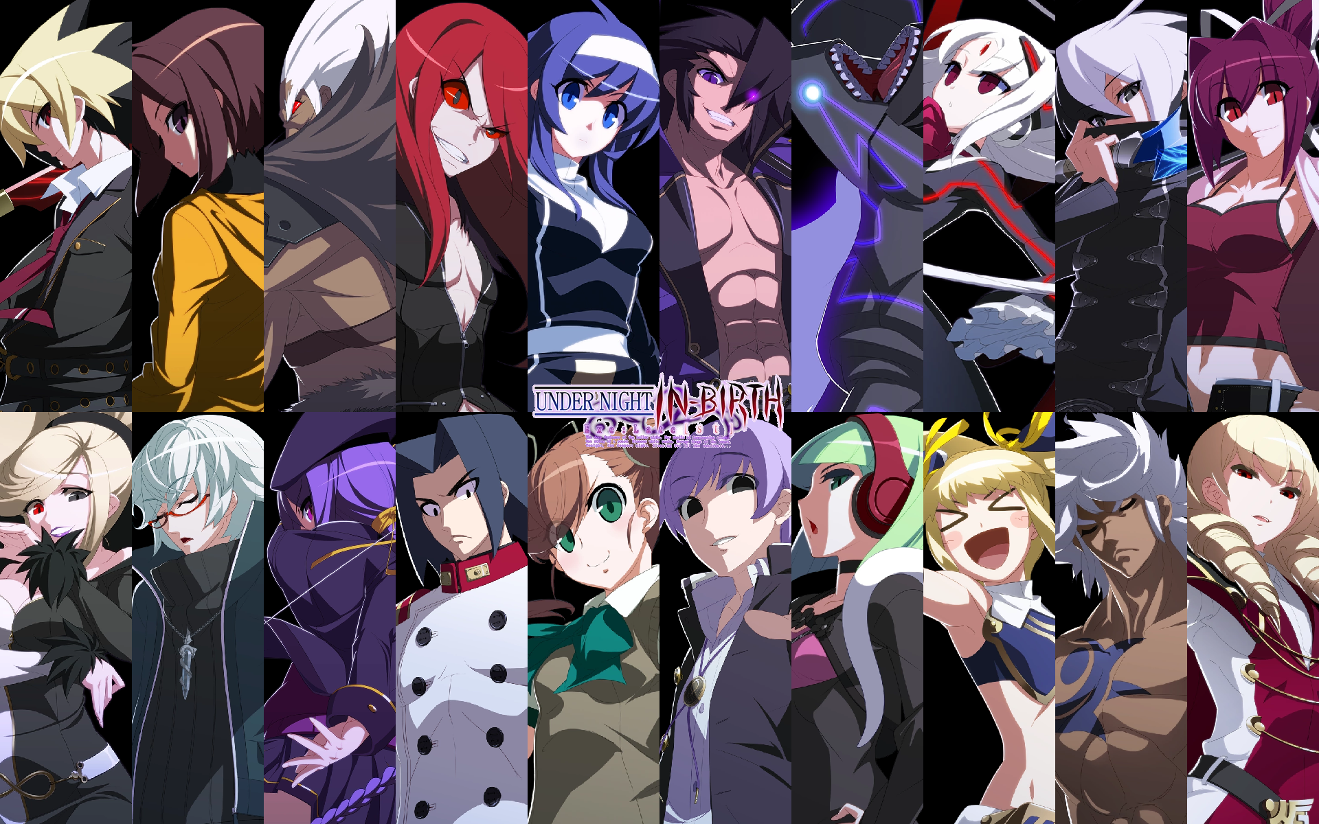 Under Night In Birth Exe Late St Wallpaper 2 By Photographerferd